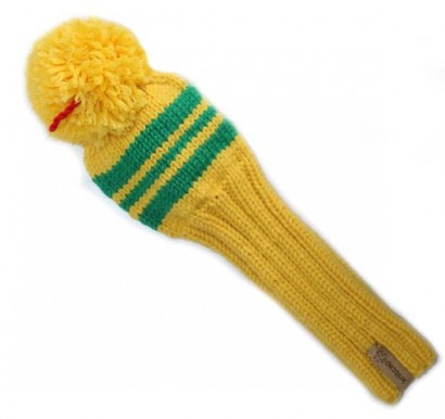 Golf Masters golf head cover