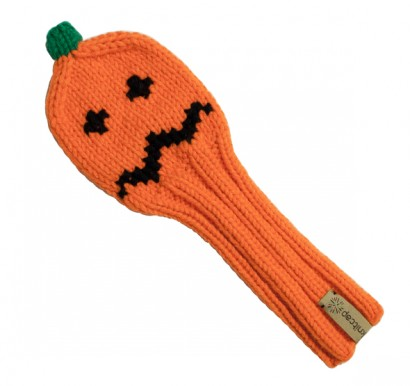 Pumkin Halloween Golf Head Cover, Photo 2